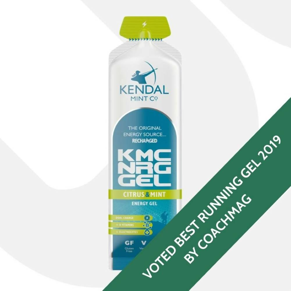 Kendal Mint Sports Energy Gels