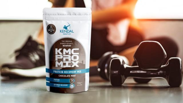 Why Protein recovery is key to a successful endurance athletes dietKMC PRO MIX protein recovery drink mix powder chocolate mint flavour