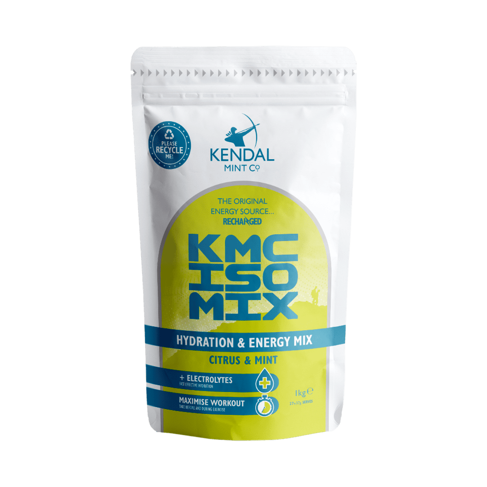 KMC ISO MIX Isotonic hydration energy electrolyte drink mix powder