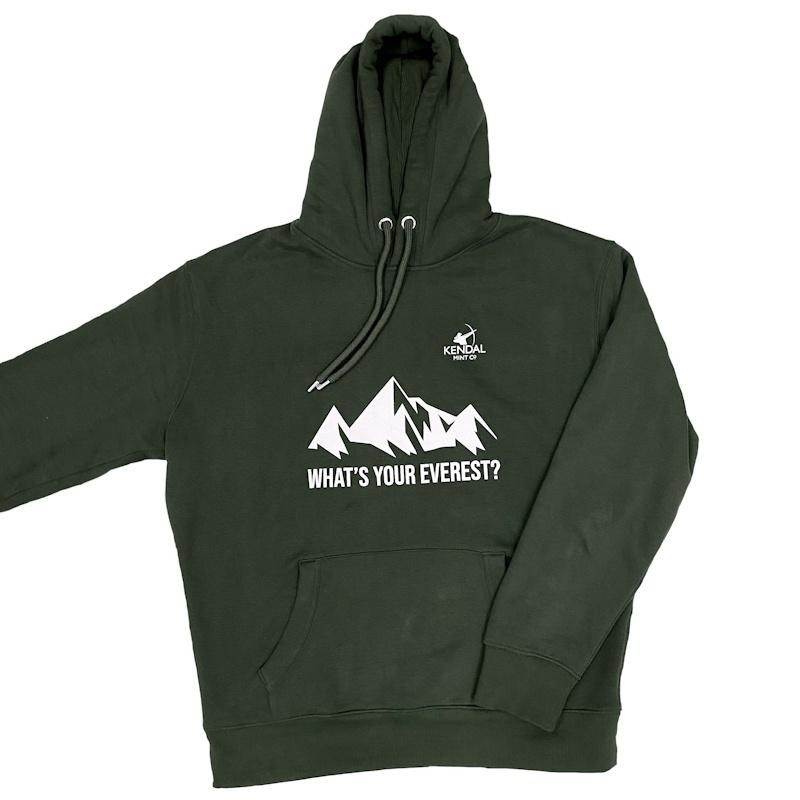 Kendal mint co my everest hoodie