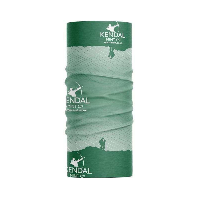 Kendal Mint co Snood face covering 2