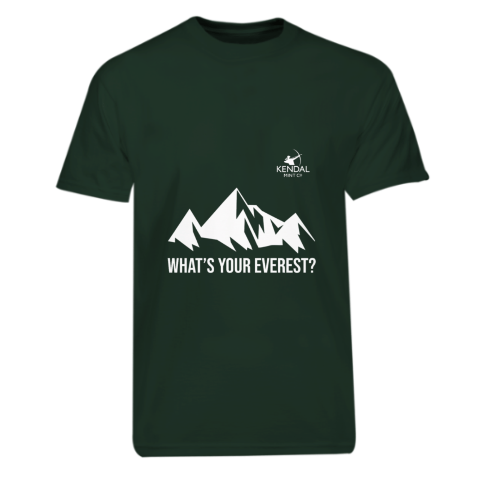 More than just a T-shirt… Conquer your Everest and raise £3 for our #MyEverest Charity Fund with every T-Shirt sold. A sustainably sourced, super-soft feel T made from 100% Certified Organic Cotton and Recycled Polyester. It's also Vegan/ PETA approved.