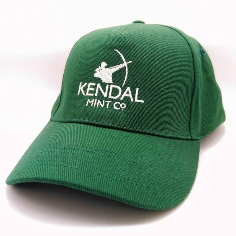 Kendal Mint Cap (100% Cotton)