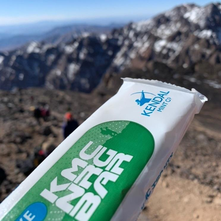 Kendal Mint Sports Energy Bars