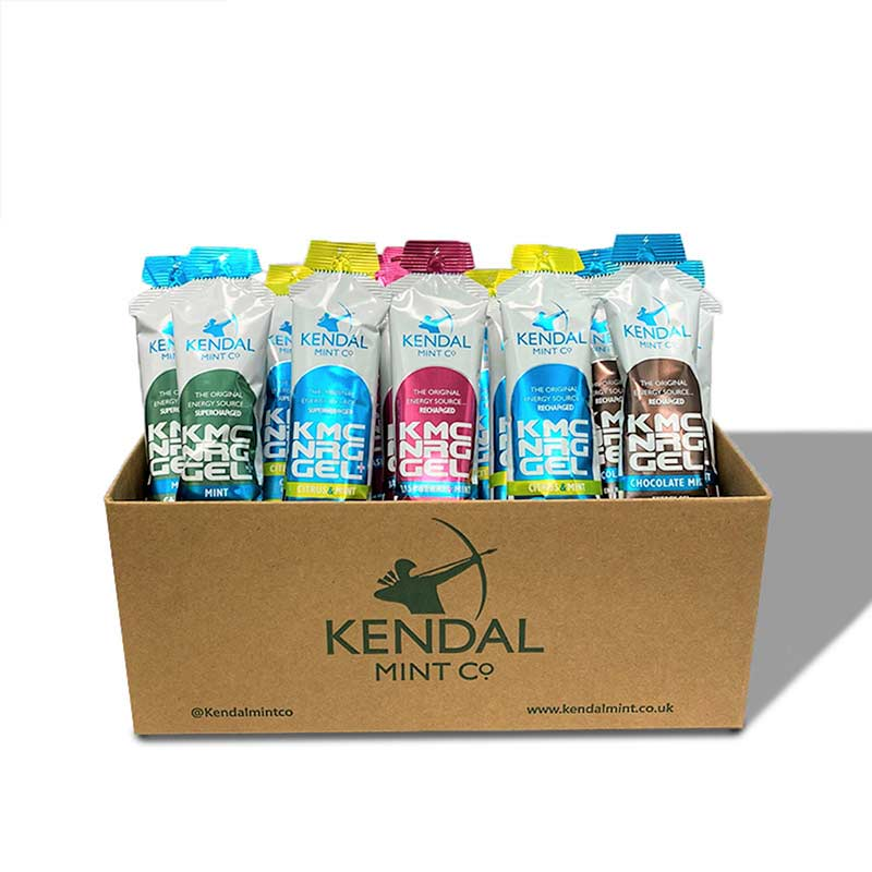 BRAND NEW! KMC NRG GEL Bundles (Save up to 25% & Mixed Flavours)