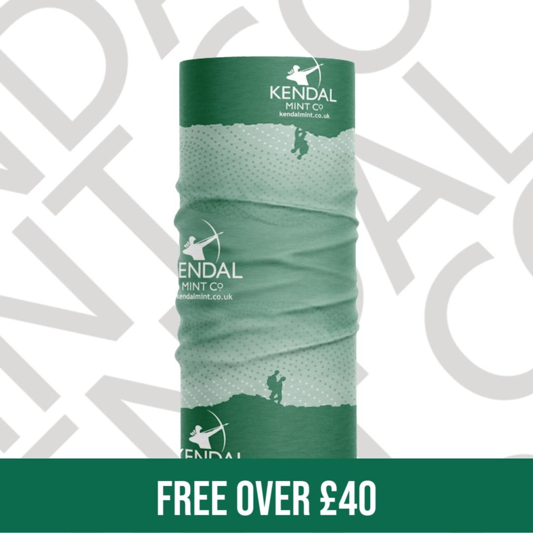 KENDAL MINT CO FREE SNOOD OVER £40