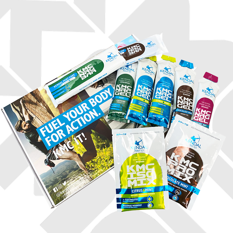 Brand NEW KMC Action Pack - Try The Entire range! (Limited Stock)