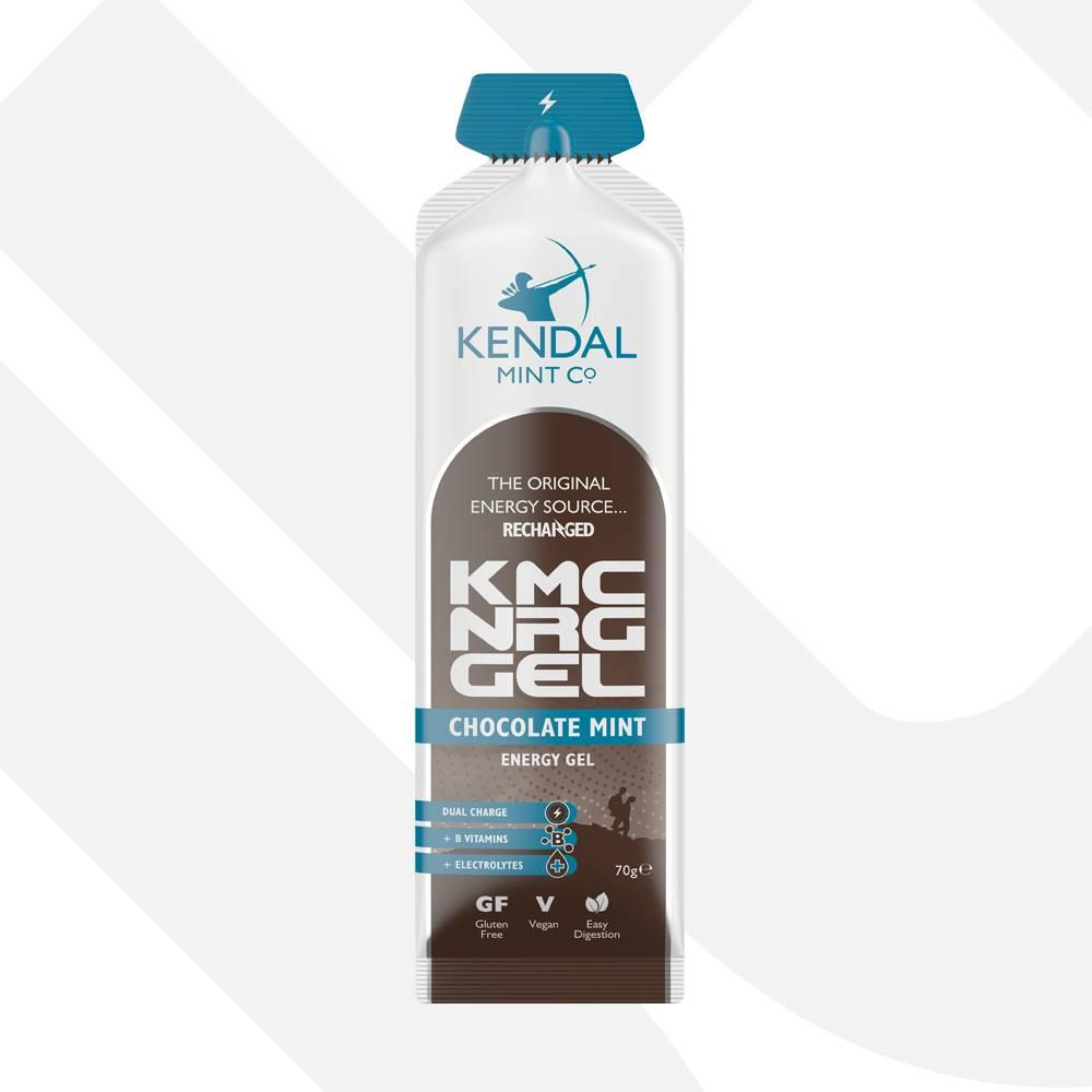 KMC NRG GEL Chocolate Mint Energy Gel 70g