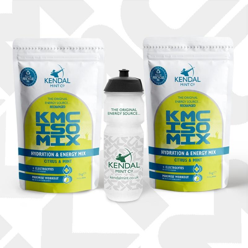 new free bottle with kmc iso mix