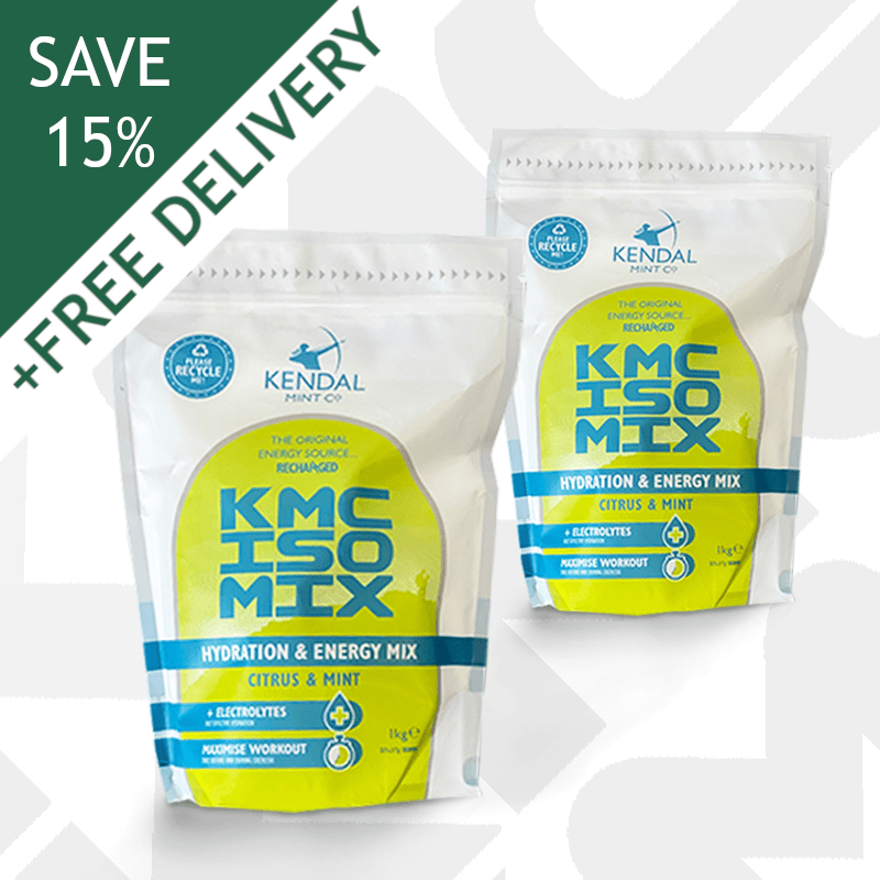 NEW KMC ISO MIX 100% Recyclable Bulk Pouch 1kg / 27 Serves 100% Recyclable Bulk  (Subscribe & Save 15%)