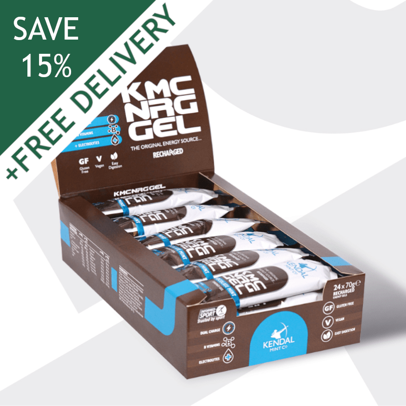 KMC NRG GEL Chocolate Mint Energy Gel 70g (Subscribe & Save 15%)