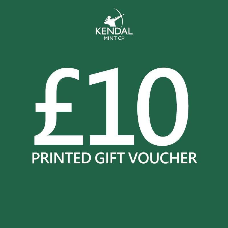 Gift Voucher - Printed & Personalised